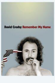 David Crosby: Remember My Name (2019)